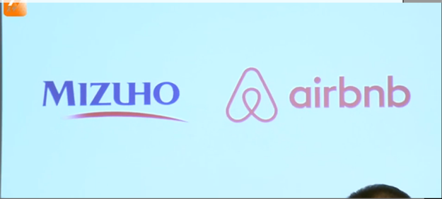 airbnb みずほ銀行
